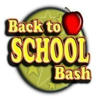2021 Back to School Bash Applications Due June 4, 2021