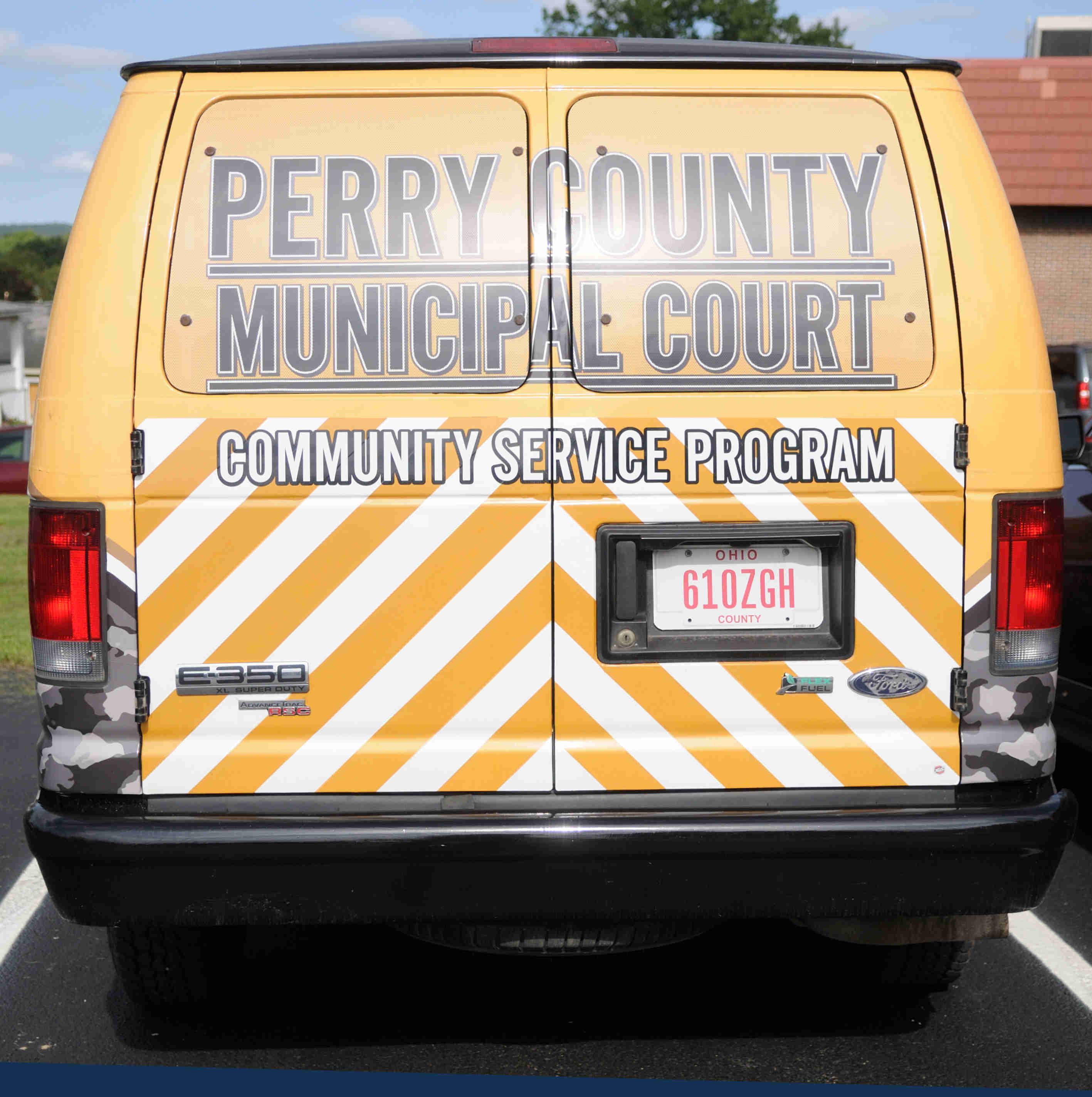 Perry County Municipal Court Community Service Program   2021 Photos