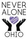 Never Alone Ohio Community Walk and Fundraiser | August 29, 2021