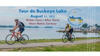 Tour de Buckeye Lake   August 21, 2021